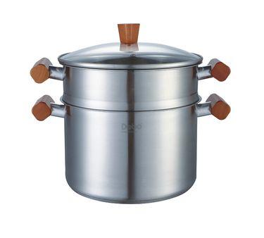 Debo德铂  DEP-318 布兰德不锈钢汤蒸锅多用锅