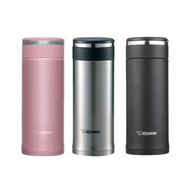 象印 SM-JHE36  不锈钢真空无涂层保温杯保冷杯办公室水杯 360ML JC36升级无涂层版