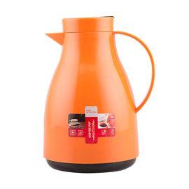lanpiind 郎品保温水壶家用保温瓶玻璃内胆热水瓶暖壶大容量水壶 1L