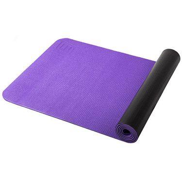 男女健身防滑加宽无味仰卧起坐普拉提能量瑜珈垫239893  奇欢体育