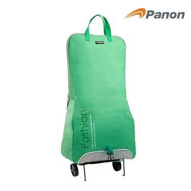 攀能 Panon PN-2875 折叠两用双肩包 购物车 两用包