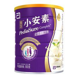 雅培 (Abbott)小安素全营养配方奶粉香草味(1-10岁)900克11.11