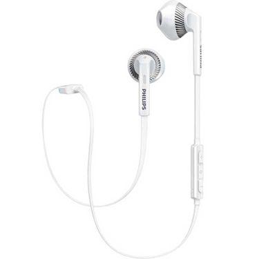 飞利浦 (PHILIPS)SHB5250WT 耳塞入耳式耳机