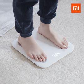 小米 【领劵立减10元】小米 (MI)体脂秤  白色 10项精准数据检测,APP搭配  电子秤 体重秤 人体秤 家用