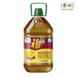 福临门 福临门 非转基因纯香菜籽油 5L(ZHC)