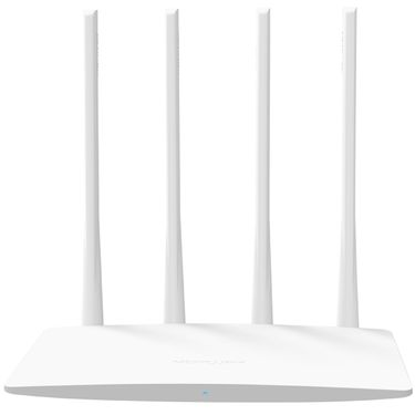 MERCURY 水星MW325R无线路由器wifi穿墙王家用智能高速光纤宽带四天线信号增强