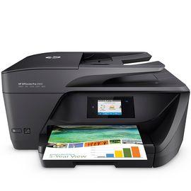 惠普(HP)6960四合一彩色无线QQ打印机一体机 电子发票专用打印机