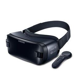 SAMSUNG/三星Gear VR5代with Controller 2017新款虚拟现实眼镜 VR5代3D眼镜(主机+手柄)
