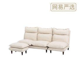 【严选】黑凤梨 云端沙发组合