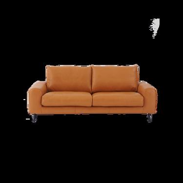 【严选】羽画 真皮沙发