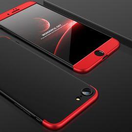 麦阿蜜 苹果6/6S手机壳iphone6/6S Plus保护套撞色全包防摔磨砂硬壳男女潮款手机壳