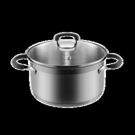 网易严选 不锈钢防烫汤锅
