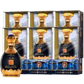 汾 酒 集团 清香型白酒 53度 百年老坛 藏品 475ml*6瓶 整箱装
