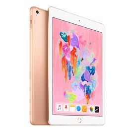 Apple 2018新款 iPad 9.7英寸 128G WIFI版 平板电脑 金/银/灰 三色同价【拍好备注颜色】 顺丰速发