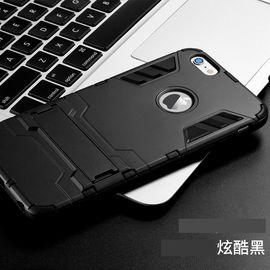 麦阿蜜 苹果6手机壳iPhone6s保护套6plus钢铁侠6splus防摔铠甲硬壳男女潮款手机壳