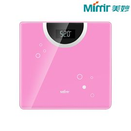 MIMIR/美妙 美妙Mimir 电子称 家用体重秤MD-06 甜美粉 新老包装随机发