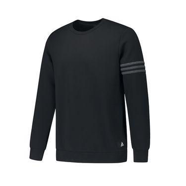 阿迪达斯 Adidas 男装2018秋季新款透气运动服休闲卫衣套头衫DY5767