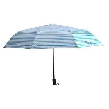 ANCHOW 安巢 黑胶三折伞 晴雨伞 圆舞曲 伞下直径97cm