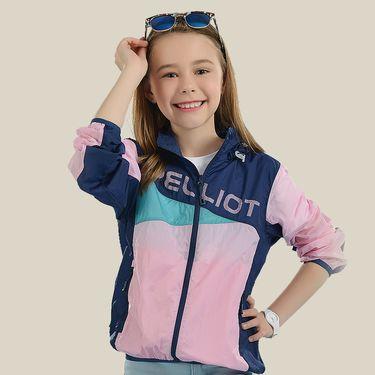 伯希和 户外儿童皮肤衣 防紫外线男女童夏季轻薄透气防晒衣