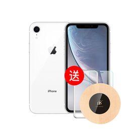 Apple/苹果  iPhone XR 全网通手机 双卡双待 (含D8木质无线充电器+手机壳+膜) 现货首发