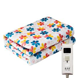 嘉若彤 电热毯印花电热水暖毯单控调温防水不上火宿舍用电褥子