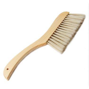 家杰 家用清洁除尘扫床扫炕扫帚 床扫扫把笤帚掸子 软毛清洁刷 JJ-S202
