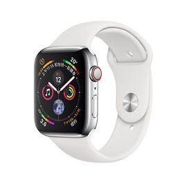 Apple 趣购吧-18年款Series4智能手表'蜂窝网络版本'不锈钢表壳两款表带,触控表盘Force Touch触摸技术~