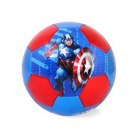 漫威 足球皮球儿童篮球3号宝宝幼儿园专用球玩具儿童户外玩具 VABXQ3-T美国队长