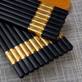 宏家 系列合金筷子家用10双装家庭装套装高档防滑耐高温