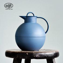 LIKUAI/利快 alfi德国原装进口家用欧式真空保温壶玻璃内胆北欧暖壶水壶Kugel