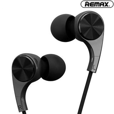 REMAX 手机耳机入耳式重低音炮立体声通用男女生通用有线控带麦耳塞式