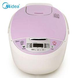 美的 (Midea)家用电饭煲4L多功能12小时预约电饭锅3-6人FS4018D