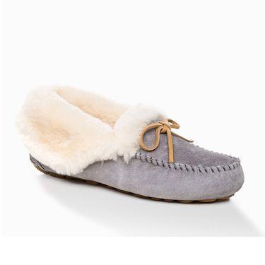 Ozwear UGG 女士秋冬保暖翻毛豆豆鞋 澳洲直邮 普维香港