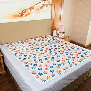嘉若彤 印花双人电热毯安全水暖毯单控防水不上火水热毯电褥子LP-169