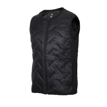 阿迪达斯 Adidas男装2018冬季新款运动防风羽绒马甲保暖背心BS1563