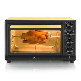 Bear 小熊 电烤箱家用烘焙蛋糕多功能独立控温32L旋转烤叉烧烤DKX-C32U5