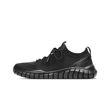 斯凯奇 Skechers 男鞋新款一脚套低帮鞋 懒人休闲鞋运动鞋 52820