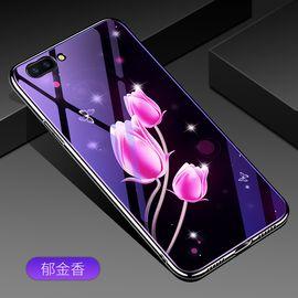 麦阿蜜 荣耀V10手机壳BKL-AL20保护套新款创意电镀TPU软边蓝光玻璃网红抖音同款潮时尚男女款