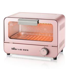 Bear小熊 小熊(Bear)电烤箱 多功能家用迷你小型烘焙烤箱6L烘焙烘烤蛋糕蛋挞面包饼干机 DKX-B06C1