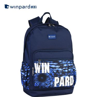 Winpard/威豹 时尚简约个性休闲旅行双肩背包 OL070-IS29421