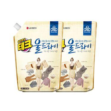 LG 健康生活 韩国官方正品 汰寇中性洗衣液 1300ml buyer