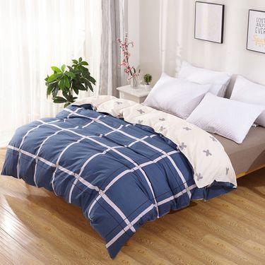 宝瑞祥 全棉印花被套 单双人学生被罩 多规格可选 米凡 床品 床上用品