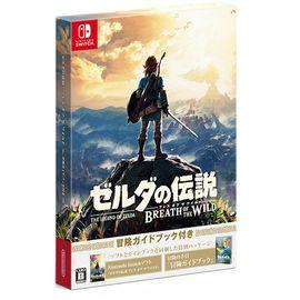 Nintendo/任天堂 【预售】Switch NS掌机游戏机卡带 塞尔达传说荒野之息 日本进口 洋码头