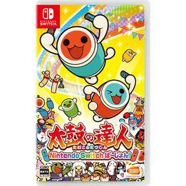 Nintendo/任天堂 【预售】任Switch NS掌机游戏机卡带 太鼓达人 日本进口 洋码头