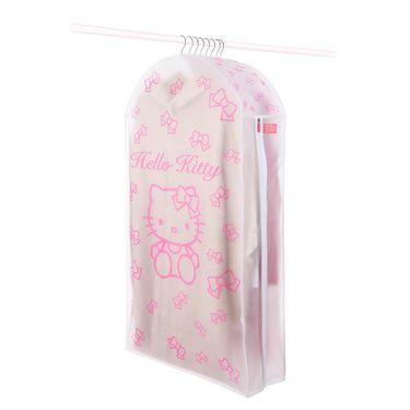 防尘罩 磨砂透明加厚立体衣服中长款防尘套L(可放10件长风衣)