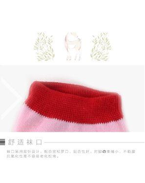 女袜 木几良品(2双装)女船袜日系个性图案舒适短袜