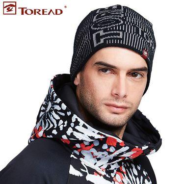 探路者 滑雪帽 秋冬户外情侣男女保暖防风舒适滑雪帽ZELF90125