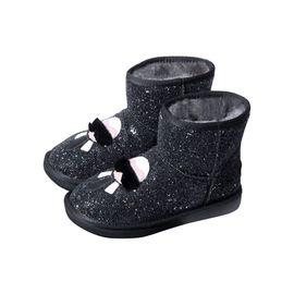 DK UGG 澳洲直邮 DK新品秋冬羊毛雪地靴内增高女鞋保暖DK034