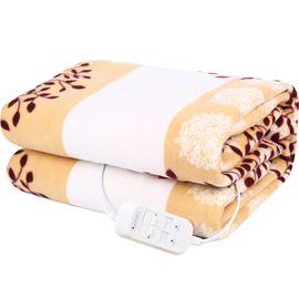 赛亿 (Shinee)电热毯电褥子暖身毯取暖器家用取暖电器电暖器电暖气 双人花色TB201 电热毯