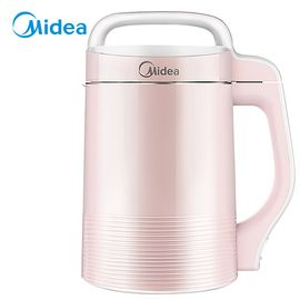 美的 (Midea)豆浆机家用 快速早安豆浆 噪音低 7小时预约DJ12B-Easy302(治愈系公主粉)